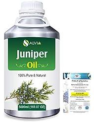 Juniper (Juniperus communis) 100% Natural Pure Essential Oil 5000ml/169fl.oz.