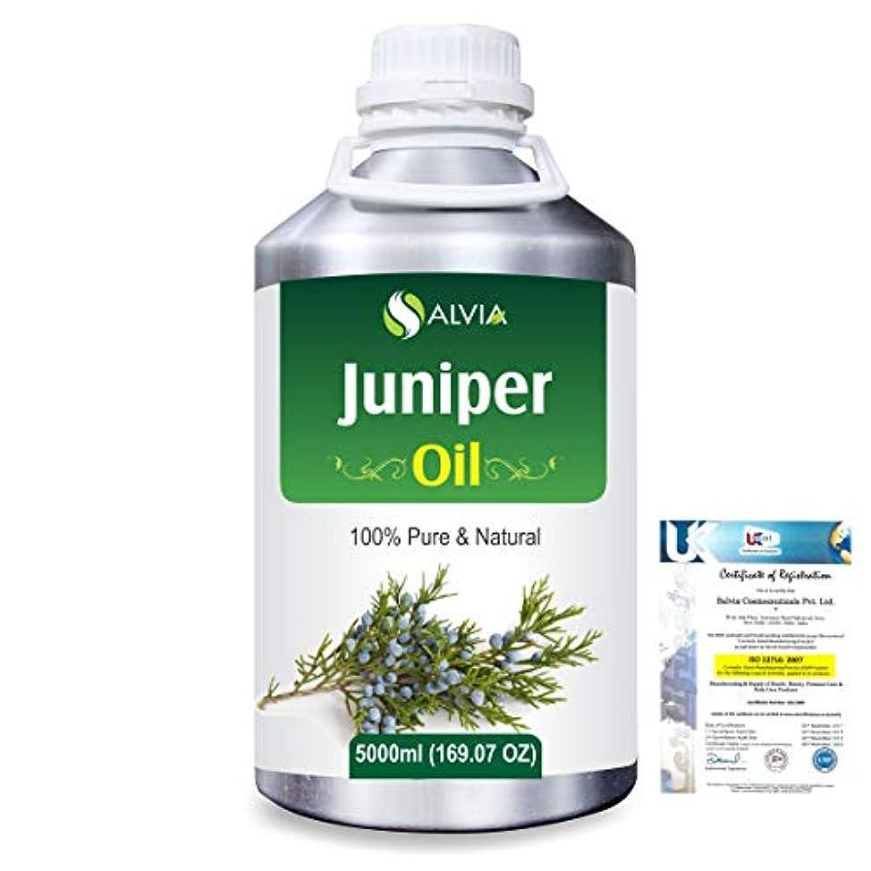 レイア通常そしてJuniper (Juniperus communis) 100% Natural Pure Essential Oil 5000ml/169fl.oz.