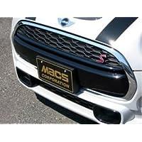 MACS(マックスコーポレーション) BMW MINI F54 クーパーS グリルセンターモールカバーBMW MINI F54 クーパーS グリルセンターモールカバー メーカー塗装品 カラー:ピアノブラック -