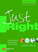 Just Right - Pre-intermediate (Just Right Course)