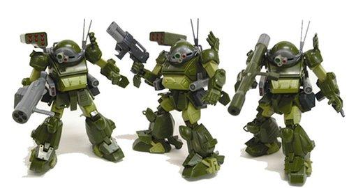 기갑 기병 보톰즈 더・라스트 레드 숄더 AG-EX05- (2006-05-25)