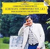 シューマン:交響曲第1番・第4番