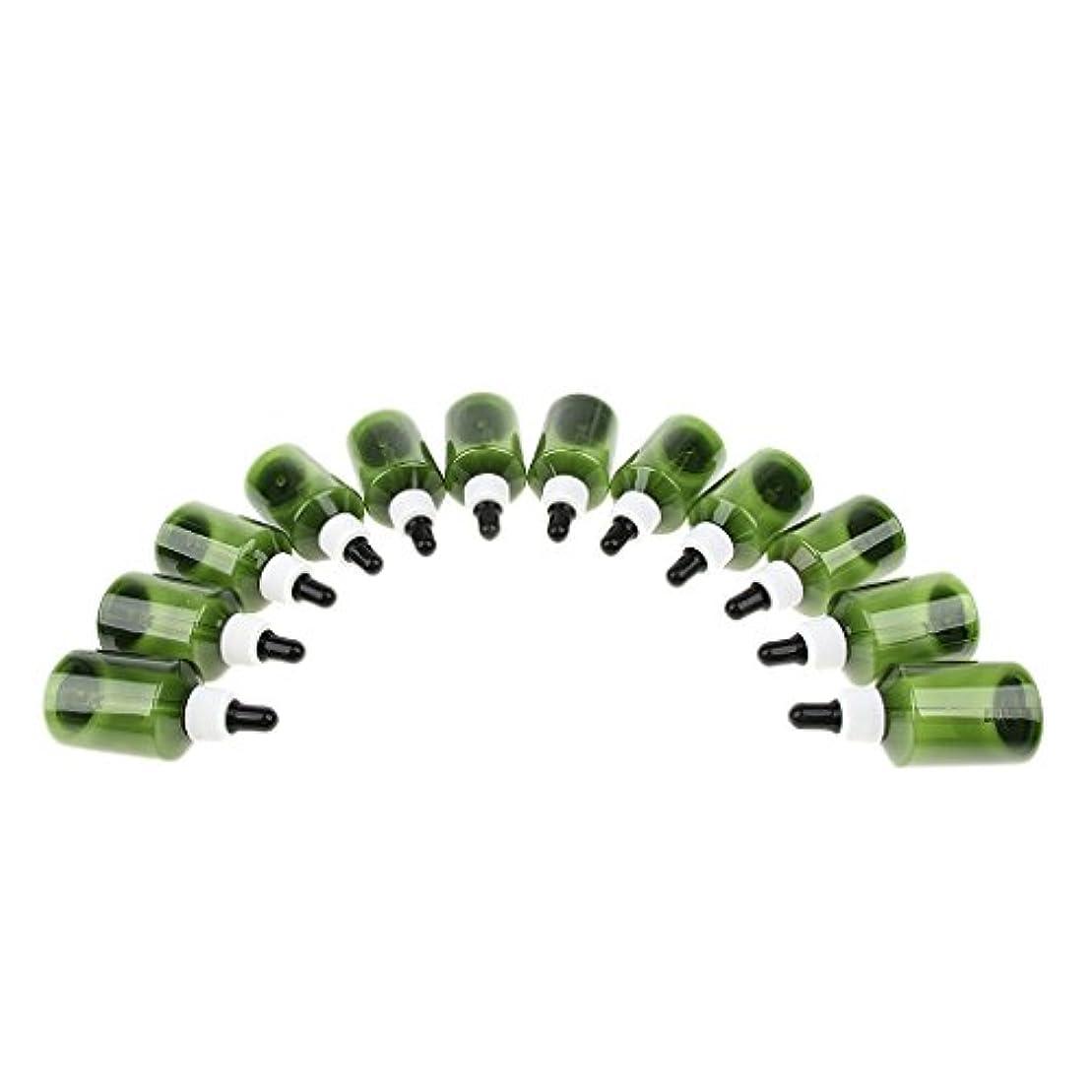 作るボウリング必需品エッセンシャルオイル ボトル ガラス ドロッパーボトル 50ml 精油ボトル 6仕様選べ - ホワイトキャップブラックドロッパー