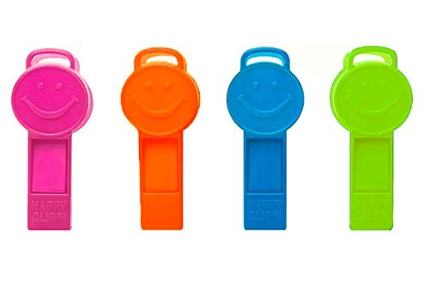 Happy Clip 9 g Weight Neon Assortment 100 ct. [並行輸入品]