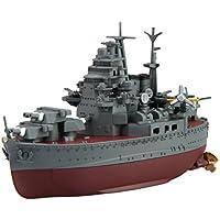 フジミ模型 ちび丸艦隊シリーズ No.23 鳥海 全長約11cm ノンスケール 色分け済み プラモデル ちび丸23