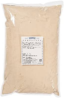 ふすまパンミックス / 1kg TOMIZ/cuoca(富澤商店) 糖質約84%OFF(強力粉比) パン用ミックス粉 HBミックス粉 ブランパン ホームベーカリー