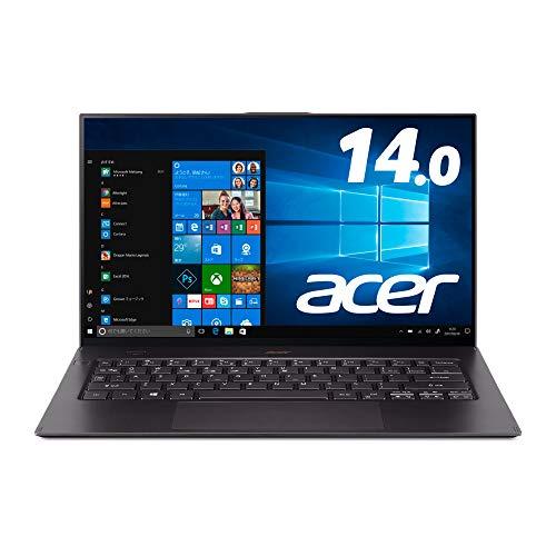 Acer  ノートパソコンSwift 7 B07S6611XK 1枚目
