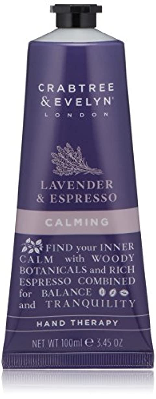 一方、書誌キリストクラブツリー&イヴリン Lavender & Espresso Calming Hand Therapy 100ml/3.45oz並行輸入品