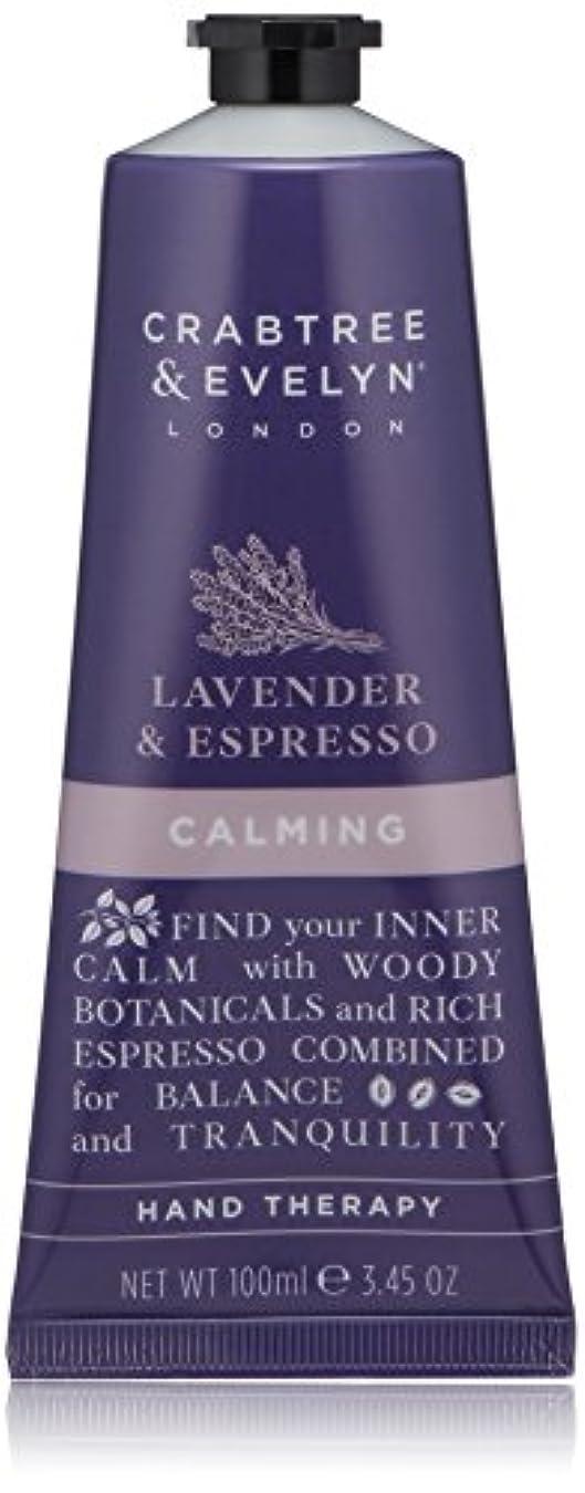 生き残りしがみつく天のクラブツリー&イヴリン Lavender & Espresso Calming Hand Therapy 100ml/3.45oz並行輸入品