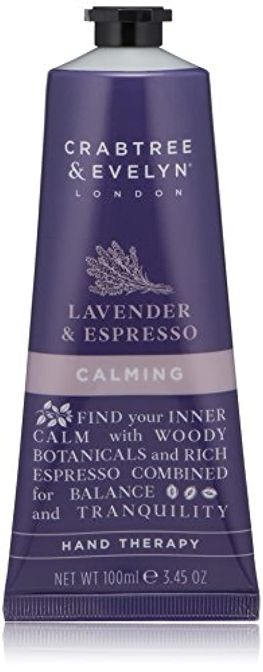 セントゆるい重々しいクラブツリー&イヴリン Lavender & Espresso Calming Hand Therapy 100ml/3.45oz並行輸入品