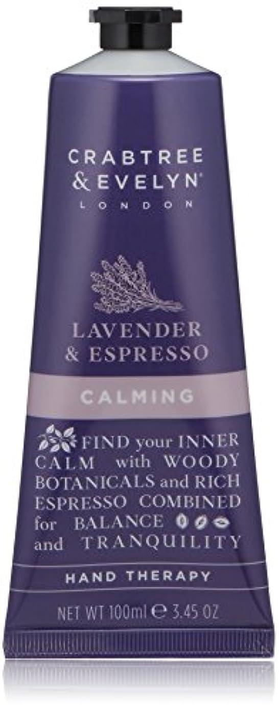 真実女将買収クラブツリー&イヴリン Lavender & Espresso Calming Hand Therapy 100ml/3.45oz並行輸入品