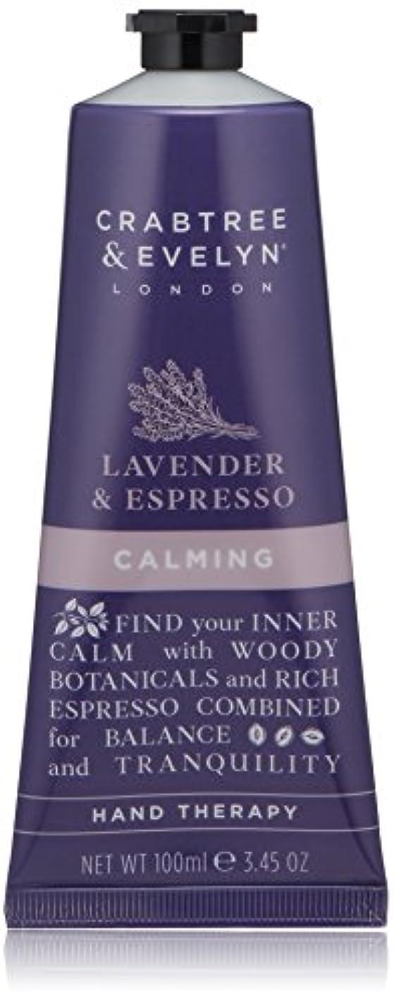 飢饉空港保護クラブツリー&イヴリン Lavender & Espresso Calming Hand Therapy 100ml/3.45oz並行輸入品