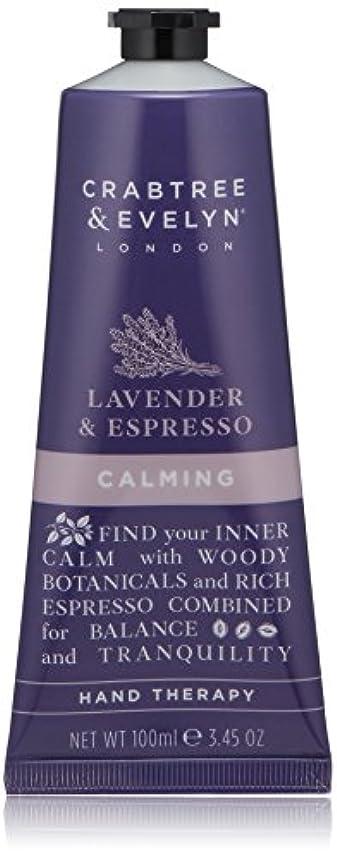 彼ら多様なクルーズクラブツリー&イヴリン Lavender & Espresso Calming Hand Therapy 100ml/3.45oz並行輸入品