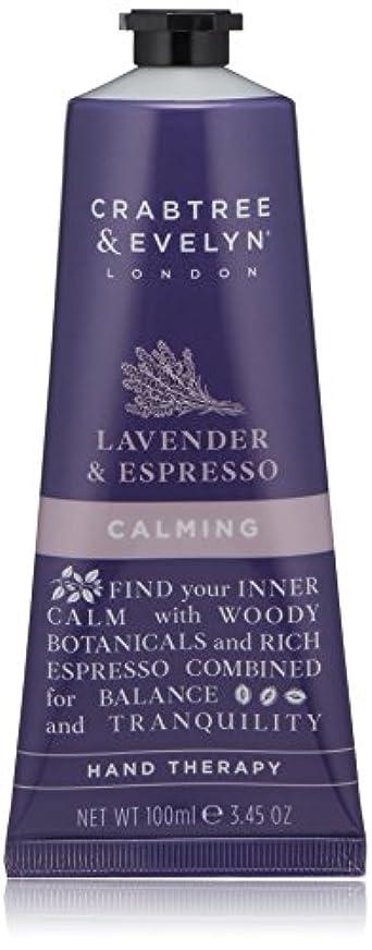 花嫁ビーチ反対クラブツリー&イヴリン Lavender & Espresso Calming Hand Therapy 100ml/3.45oz並行輸入品
