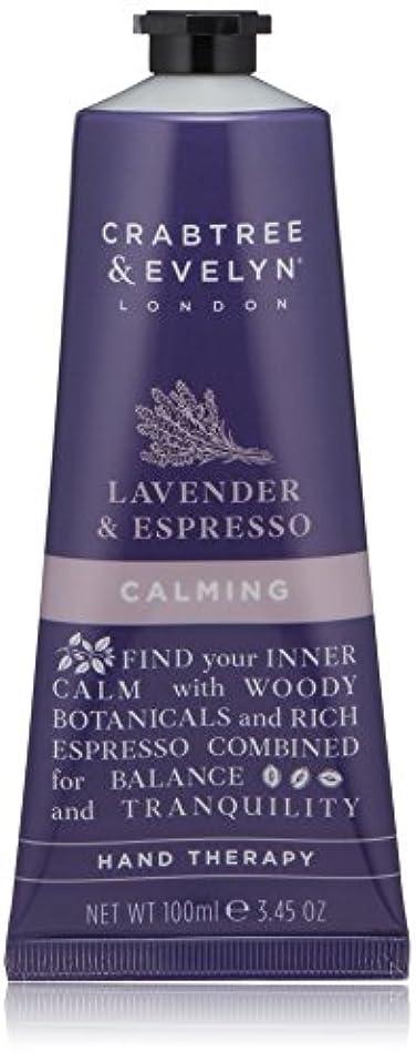 コマンドエージェント欠席クラブツリー&イヴリン Lavender & Espresso Calming Hand Therapy 100ml/3.45oz並行輸入品