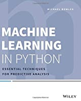 Machine Learning In Python W/Ws