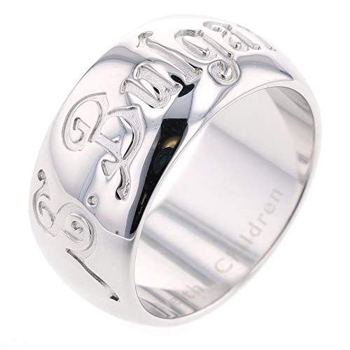(ブルガリ)BVLGARI セーブザチルドレン 15号 チャリティリング リング・指輪 シルバー925 メンズ 中古