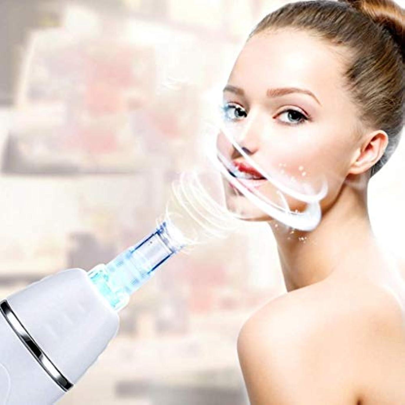 船上屋内で残高美容機器、顔にきび毛穴クリーナー、にきびの除去、しわ、メラニンの沈殿を減らす