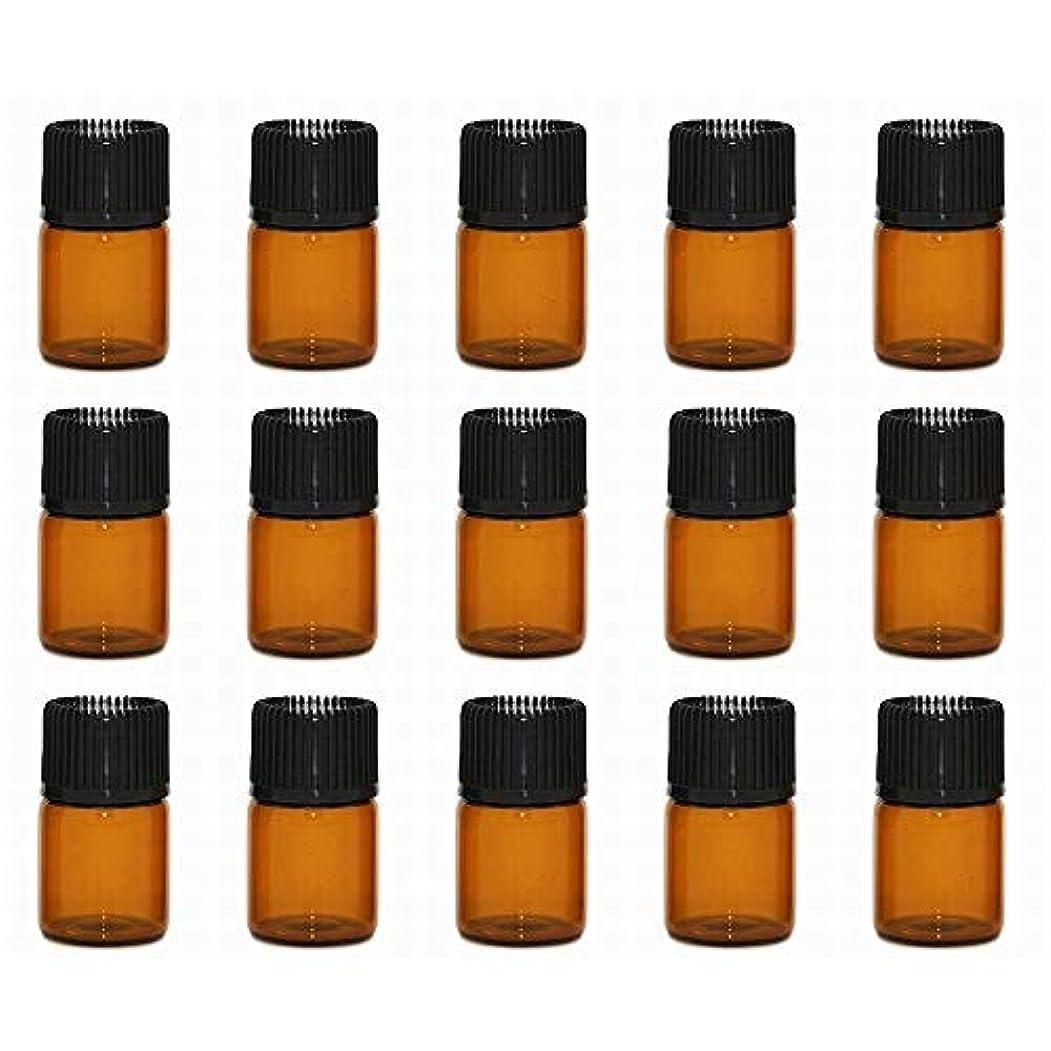 別のエンジニアリングポップアロマオイル 精油 小分け用 遮光瓶 セット (1ml 20本 セット)
