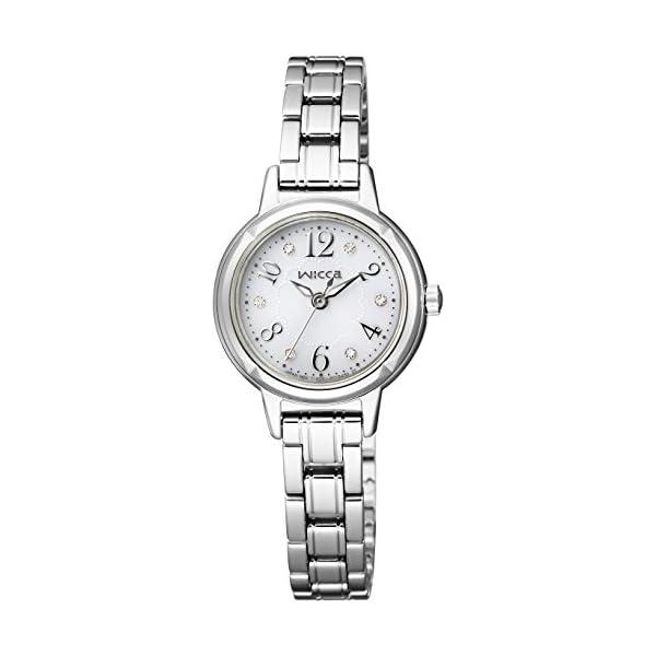 [シチズン]CITIZEN 腕時計 wicca ...の商品画像