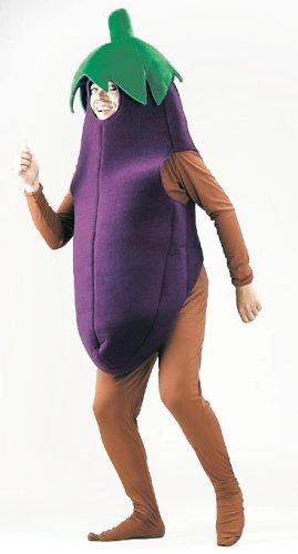 コスチューム 天然ボケなすちゃん 男女兼用 身長155~180cm