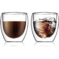 BODUM ボダム PAVINA パヴィーナ ダブルウォール グラス 250ml 2個セット 【正規品】 4558-10J