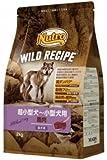 ニュートロ ワイルド レシピ 超小型犬~小型犬用 成犬用 鹿肉 4kg