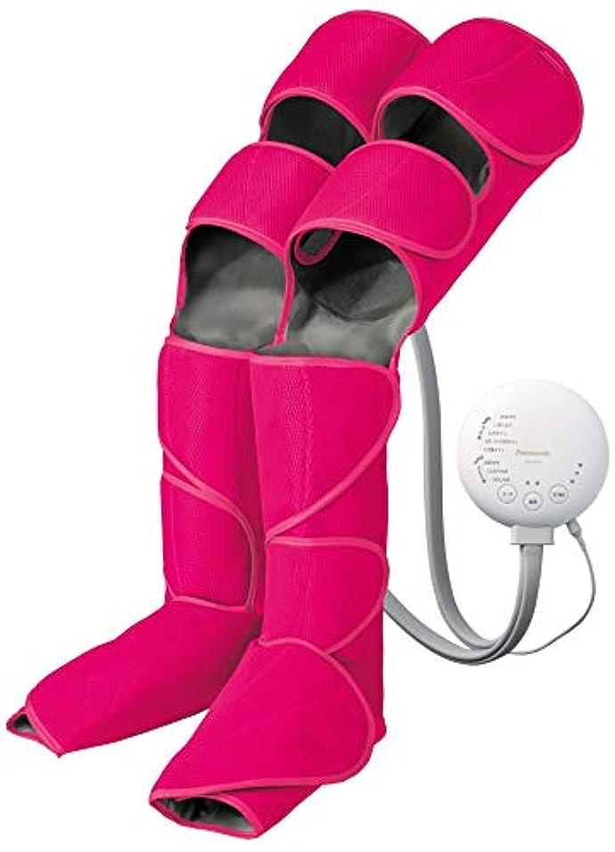 おもちゃデコラティブお風呂を持っているパナソニック エアーマッサージャー レッグリフレ ひざ/太もも巻き対応 温感機能搭載 ルージュピンク EW-RA98-RP