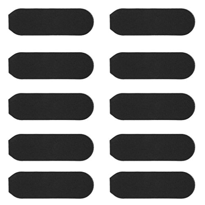 タイムリーな持っている不規則なCUTICATE 10枚 自己接着 ペディキュア フットサンディング 角質 リムーバー デッド スキンリムーバー