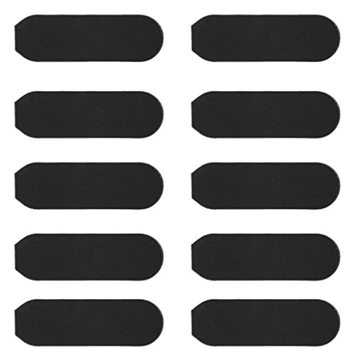 トリム母音物理的なCUTICATE 10枚 自己接着 ペディキュア フットサンディング 角質 リムーバー デッド スキンリムーバー