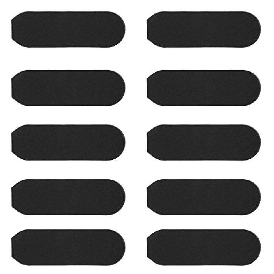 繁栄ブルジョンロゴCUTICATE 10枚 自己接着 ペディキュア フットサンディング 角質 リムーバー デッド スキンリムーバー