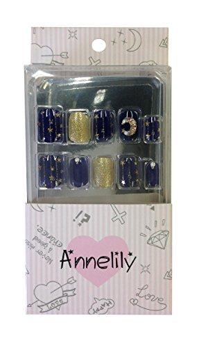 アンリリー ネイルチップ 030 1セット