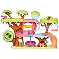 Littlest Pet Shop (リトルペットショップ) Magic Motion Treehouse Playset(並行輸入)