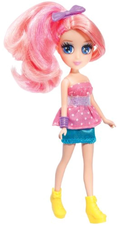 Locksies Designer Doll Mikki