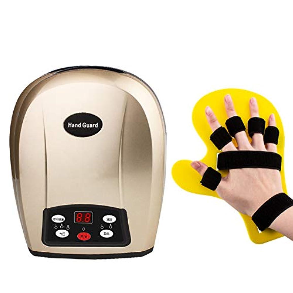 計算可能写真を撮る階下関節炎の鎮痛、調節可能な圧力とタイマーのための混練と熱療法を備えた電動ハンドマッサージ器,MassagerAndFingerSeparator