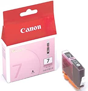 Canon フォトマゼンタ インクタンク BCI-7PM