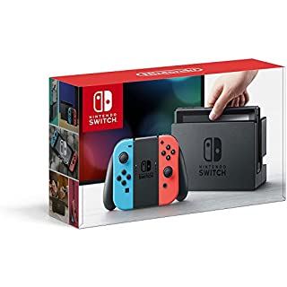 Nintendo Switch - Neon Blue and Red Joy-Con (B01MUAGZ49) | Amazon price tracker / tracking, Amazon price history charts, Amazon price watches, Amazon price drop alerts
