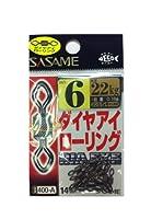 ささめ針(SASAME) 400-A ダイヤアイローリング 6