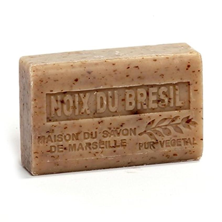 解読する致死ミルクSavon de Marseille Soap Brasil Nuts Shea Butter 125g