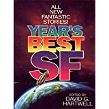 Year's Best SF (Year's Best Science Fiction Book 1)