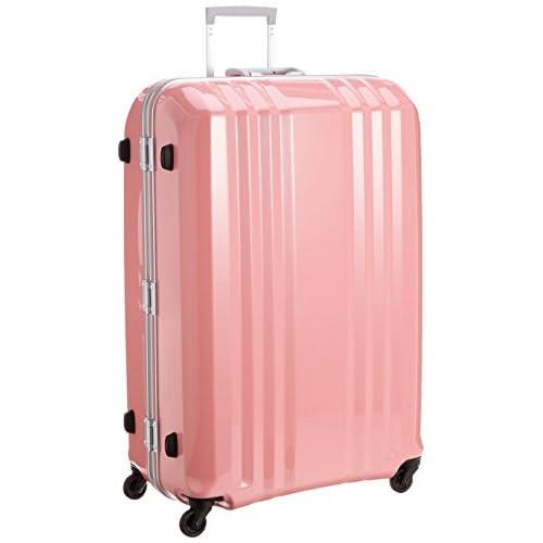 [エー・エル・アイ] A.L.I スーツケース デカかる2 /82cm 113L 5.6Kg シリアルナンバー管理 TSAロック付 MM-5788 SPK (S-ピンク)