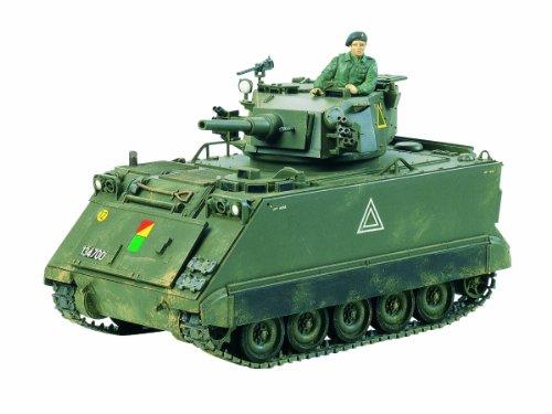 1/35 ミリタリーミニチュアシリーズ No.107 M113 A1 ファイヤーサポート 35107