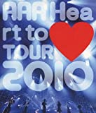 AAA Heart to ■ TOUR 2010[AVXD-91664/5][Blu-ray/ブルーレイ]