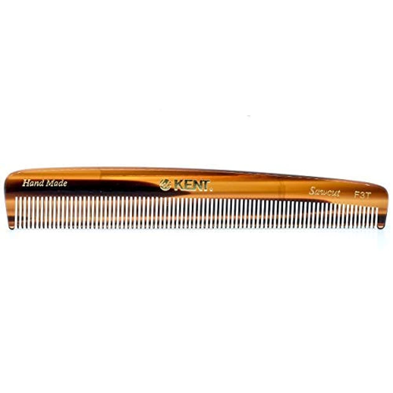 Kent F3T The Hand Made - All Fine Dressing Comb 160mm/6.25 Inch [並行輸入品]