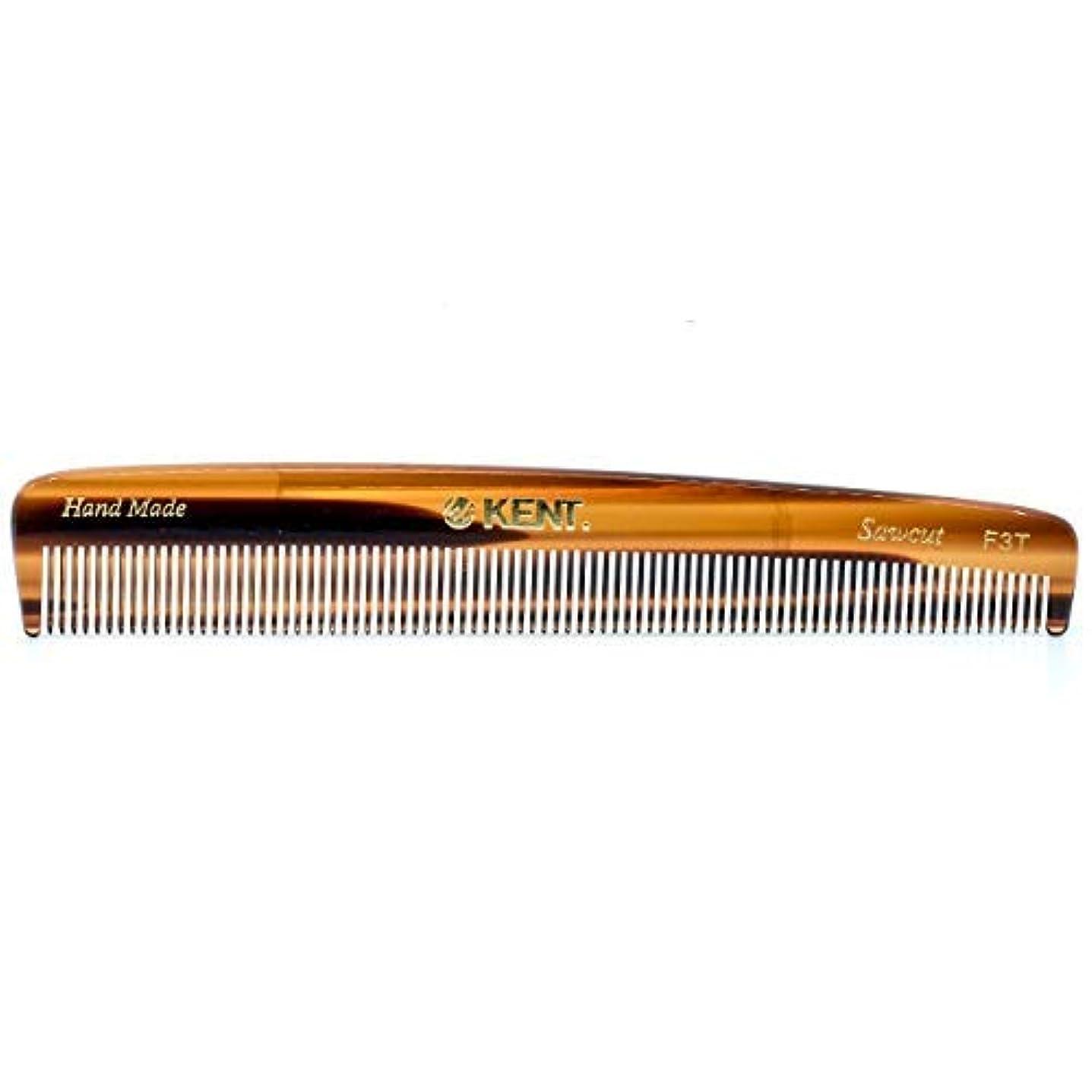 プロット関連する現実にはKent F3T The Hand Made - All Fine Dressing Comb 160mm/6.25 Inch [並行輸入品]