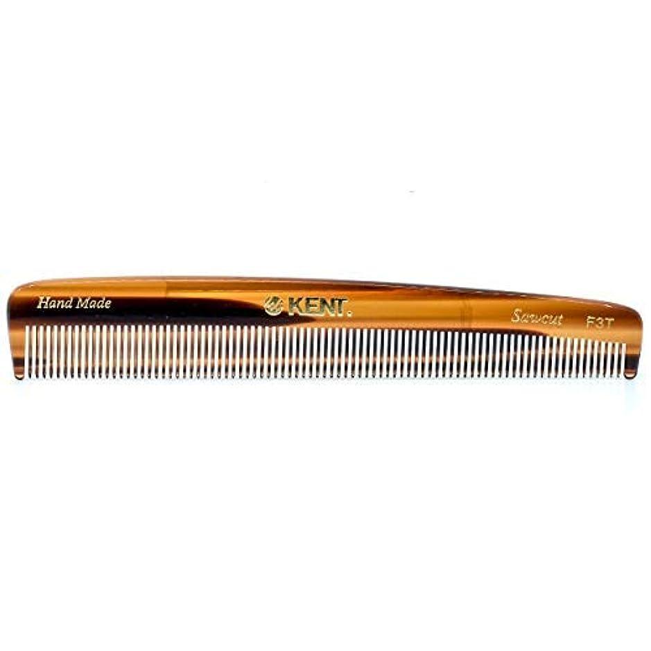 バスタブ記憶ボーダーKent F3T The Hand Made - All Fine Dressing Comb 160mm/6.25 Inch [並行輸入品]
