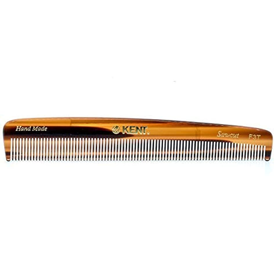 ステレオ塗抹適合Kent F3T The Hand Made - All Fine Dressing Comb 160mm/6.25 Inch [並行輸入品]