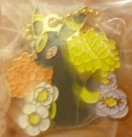 一番くじ Pokmon EIEVUI&FLOWERS G賞 デザイン チャーム ブラッキー