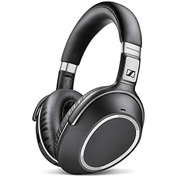ゼンハイザー ワイヤレスノイズキャンセリングヘッドホン 密閉型/NFC・Bluetooth対応/aptX/折りたたみ式/リモコン・マイク付 PXC 550 WIRELESS【国内正規品】