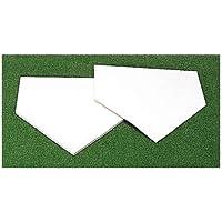 SSK(エスエスケイ) 野球 ベース ゴムホームベース 10mm YH10